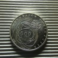 Portugal 500 Escudos Porto 2001 Silver - Portugal