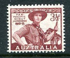 Australia 1952 Pan-Pacific Scout Jamboree MNH (SG 254) - Mint Stamps