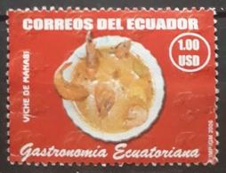ECUADOR 2006 Gastronomy. USADO - USED. - Ecuador