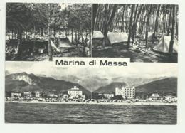 MARINA DI MASSA - VEDUTE  - NV  FG - 463 - - Massa
