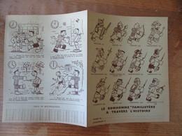 LE BONHOMME FAMILISTERE A TRAVERS L'HISTOIRE - Book Covers