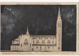 CPA De NANCY VILLERS - -Paroisse Sainte-Thérèse - Nancy