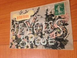 SAINT CEZAIRE - Je Vous Salue - Fêtes - Voeux