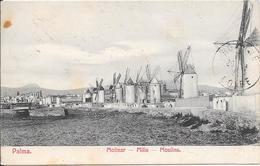 Palma - Molinar - Mills - Moulins - Palma De Mallorca
