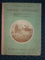 Faideau & Robin: Sciences Naturelles, Brevet élémentaire/ Libraire Larousse - Books, Magazines, Comics