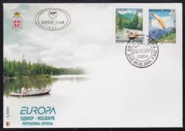 Bosnia, Europa 2004, FDC - Europa-CEPT