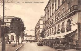 Bayonne CAP 87 - Bayonne
