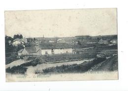 Opont - Le Panorama - Circulé 1905 - Dos Simple - Edit. D. Bodson, Paliseul - Paliseul