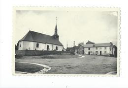 Opont - Eglise Et Grand'Place - Circulé  - Nels / Edit. Maison Delogne Rolin - Paliseul