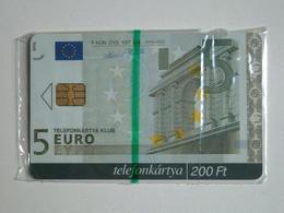 Hungary - K-2004-13 5 EUR Clubcard - 400ex Mint - Hungría