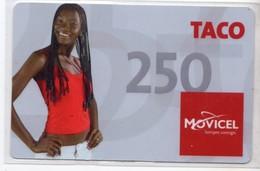 ANGOLA PREPAYEE MOVICEL Année 2006 - Angola