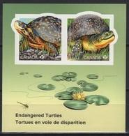 Canada (2019) - Block -  /  Tortues - Tortugas - Turtles - Turtles