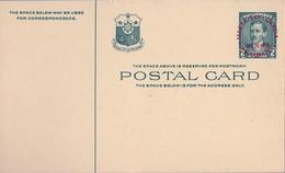 1953 FILIPINAS / PHILIPPINES , ENTERO POSTAL SIN CIRCULAR , DR. JOSÉ RIZAL - Filipinas
