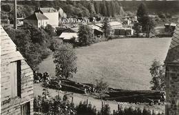 Opont - Chantier De La Scierie - Circulé 1964 - Smetz / Melle L. Ansiaux, Economie Populaire - Paliseul