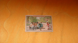 CHROMO OU IMAGE ANCIENNE DATE ?.../ CHOCOLAT DU PLANTEUR...UN BANC DE DORMEURS.. - Other