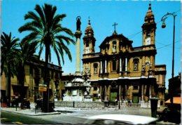 Italy Palermo Piazza San Domenico