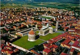 Italy Pisa I Monumenti della Piazza del Miracoli Veduta aerea