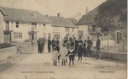 Valdahon Près Besançon - France