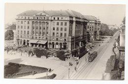 1953 YUGOSLAVIA, CROATIA, ZAGREB TO SUBOTICA, SERBIA, TPO 40, HOTEL ESPLANADE, USED ILLUSTRATED POSTCARD - Yugoslavia