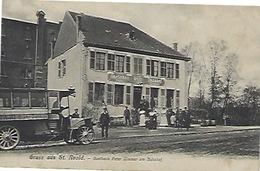 Saint Avold Café De La Gare Peter Zimmer - France