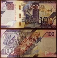 Kenya - 100 Shillings 2019 UNC Lemberg-Zp - Kenya