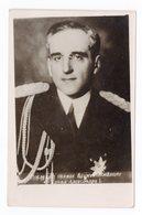 1925 KINGDOM OF SHS, YUGOSLAVIA, KING ALEKSANDAR , LAST PHOTO TAKEN, ILLUSTRATED POSTCARD, MINT, NOT USED - Yugoslavia