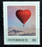 SPECIAL €-EDITION AUSTRIAN POST - Pi478 Ballon, Herz, Balloon, Palloncino, Heart, Coeur, Cuore, AT 2018 ** - Österreich
