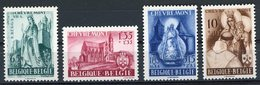 BELGIQUE 1948 N° 777 à 780 ** (MNH) Et * (MH) Voir Détails Dans La Description - Belgique