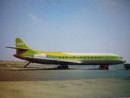 Avion / Airplane / SAT / Caravelle SE 210 10R / Airline Issue - 1946-....: Era Moderna