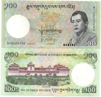 Bhutan - 100 Ngultrum 2015 UNC Lemberg-Zp - Bhutan