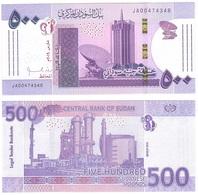 Sudan North - 500 Pounds 2019 UNC Lemberg-Zp - Sudan