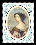 France 2019 Mih. 7371 Madame De Maintenon, Wife Of King Louis XIV Of France MNH ** - Francia