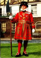 England London Tower Of London Yeoman Warder - Tower Of London