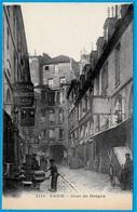 CPA 75006 PARIS - Cour Du Dragon ° ELD Le Deley N° 4119 - Distrito: 06