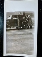 PHOTO ORIGINALE _ VINTAGE SNAPSHOT : VOITURE _ AUTOMOBILE _ SCENE De VIE _ USA     //L585USA.11.P1 - Automobili