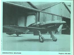 "4517""AERONAUTICA MILITARE-REGGIANE RE 2500 - CENTRO C.F.T.  A.M."" ORIGINALE - Aviazione"