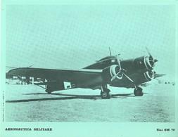 """4519""""AERONAUTICA MILITARE-SIAI SM 79 - CENTRO C.F.T.  A.M."""" ORIGINALE - Aviazione"""