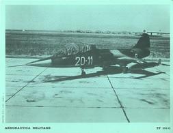 """4523""""AERONAUTICA MILITARE-TF 104 G - CENTRO C.F.T.  A.M."""" ORIGINALE - Aviazione"""
