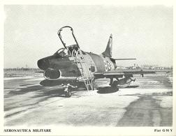 "4526""AERONAUTICA MILITARE-FIAT G 91 Y "" ORIGINALE - Aviazione"