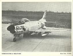 """4529""""AERONAUTICA MILITARE-FIAT N.A. F 86 K """" ORIGINALE - Aviazione"""