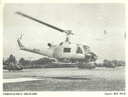 "4531""AERONAUTICA MILITARE-AGUSTA BELL 204 B "" ORIGINALE - Aviazione"
