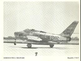 """4533""""AERONAUTICA MILITARE-REPUBLIC F 84 F """" ORIGINALE - Aviazione"""