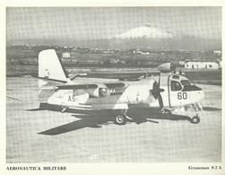 "4535""AERONAUTICA MILITARE-GRUMMAN S 2 A "" ORIGINALE - Aviazione"