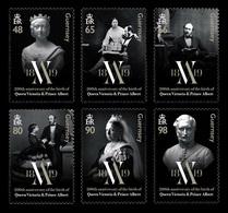 Guernsey 2019 Mih. 1731/36 Queen Victoria And Prince Albert MNH ** - Guernsey