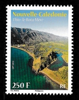 NEW CALEDONIA 2013 Landscape Of New Caledonia/Thio/Bota Méré: Single Stamp UM/MNH - Nuevos