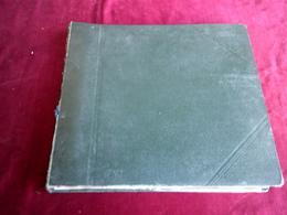 Classeur Avec 9 Vinyles Ancien - Vollständige Sammlungen