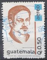 GUATEMALA 1996 Airmail - Personalities. USADO - USED. - Guatemala