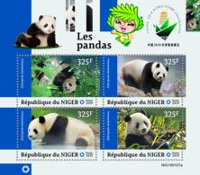 NIger   2019 Fauna  Pandas  S201903 - Niger (1960-...)