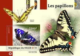 NIger   2019 Fauna  Butterflies  S201903 - Niger (1960-...)