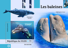 NIger   2019  Fauna  Whales  And Dolphins   S201903 - Niger (1960-...)